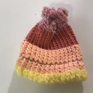 Other - Hand made winter hat for kid
